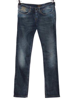 Killah Jeans coupe-droite bleu style décontracté