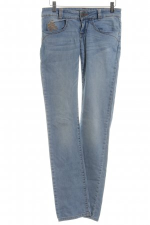 "Killah Straight-Leg Jeans ""MARYLIN"" himmelblau"