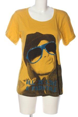 Killah T-Shirt Motivdruck Casual-Look