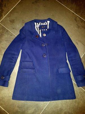 Killah Heavy Pea Coat blue