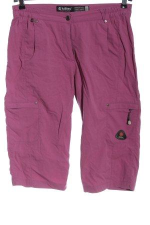 Killtec Pantalone a 3/4 lilla stile casual