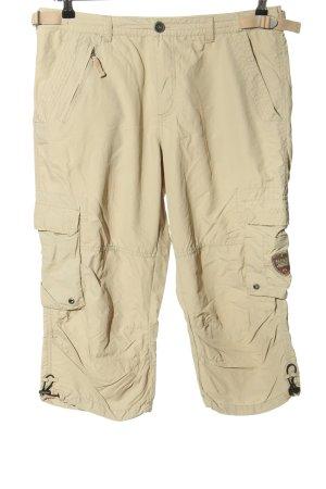 Killtec Pantalone a 3/4 crema stile casual