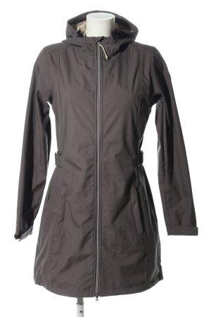 Killtec Hooded Coat light grey athletic style