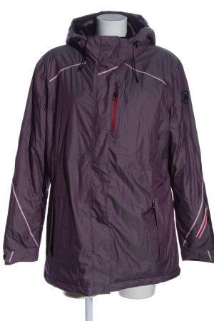 Killtec Outdoor Jacket lilac casual look