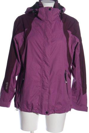 Killtec Raincoat pink casual look