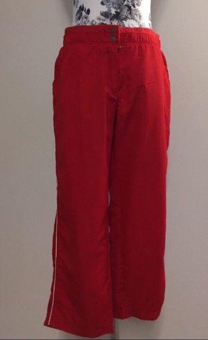 Killtec Spodnie sportowe ciemnoczerwony-czerwony