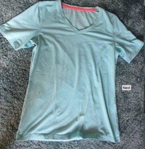 Killtec Sports Shirt baby blue polyester