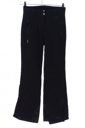 Killtec Thermohose schwarz Casual-Look