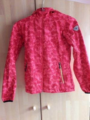 Killtec Giacca softshell rosso neon