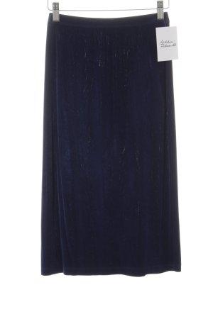 Kim & Co Bleistiftrock blau Casual-Look