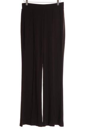 Kim & Co Pantalon strech noir style d'affaires
