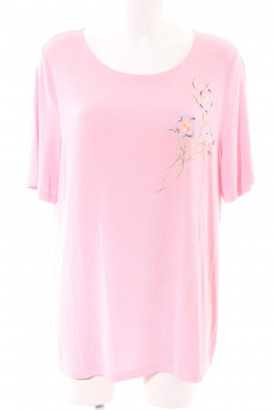 Kim & Co T-Shirt pink Casual-Look