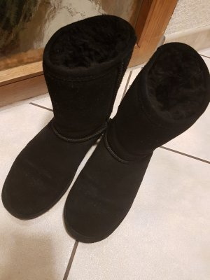 Kim Kay Leder Boots