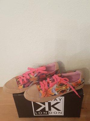 kim kay London Sneakers  leder Gr 40 neu