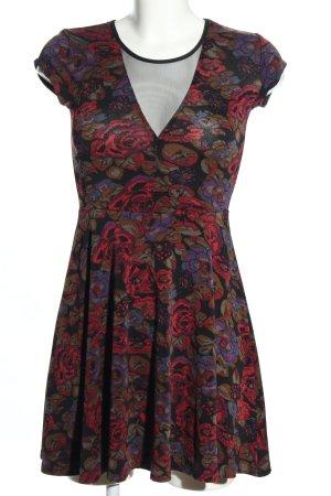 Kimchi Blue A-Linien Kleid Allover-Druck Casual-Look