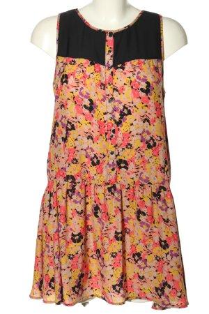 Kimchi Blue A-Linien Kleid Blumenmuster Casual-Look