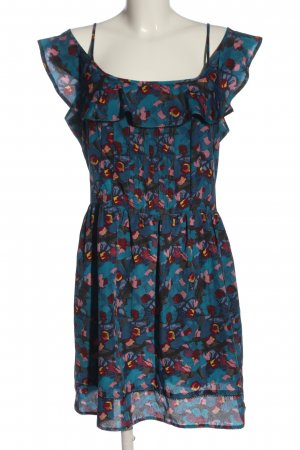 Kimchi Blue A Line Dress abstract pattern casual look