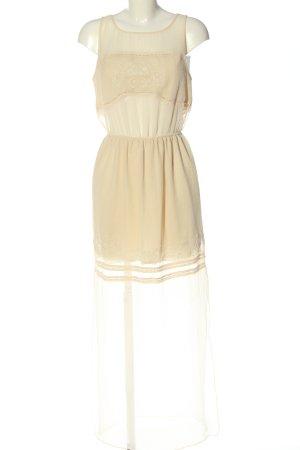 Kimchi Blue Maxi Dress cream elegant