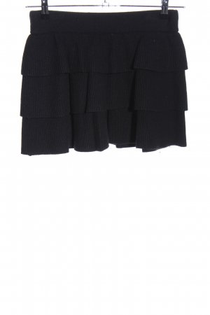 Kimchi Blue Broomstick Skirt black casual look