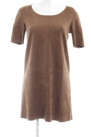 Kimika A-Linien Kleid camel