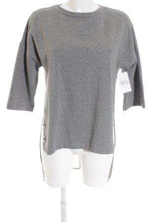 Kimika Rollkragenpullover grau Street-Fashion-Look