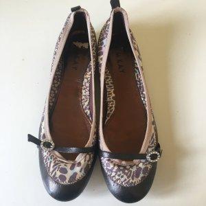 Kimkay Leoparden Ballerinas Gr. 40
