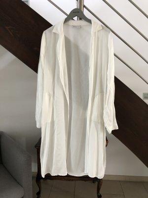 Penn&Ink N.Y. Bluzka kimono biały