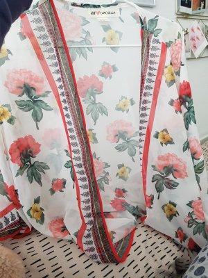 H&M Kimono white