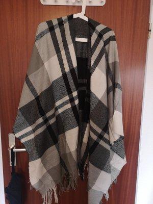 keine Kimono negro-gris