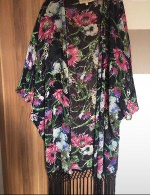Parisian Collection Bluzka kimono Wielokolorowy