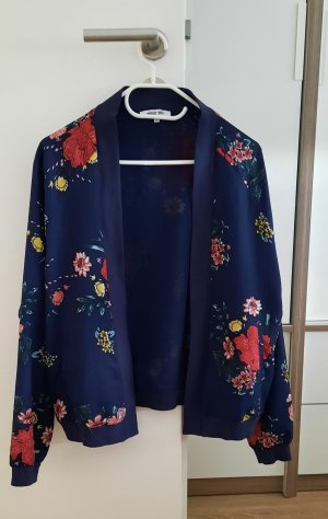 About You Kimono dark blue polyester