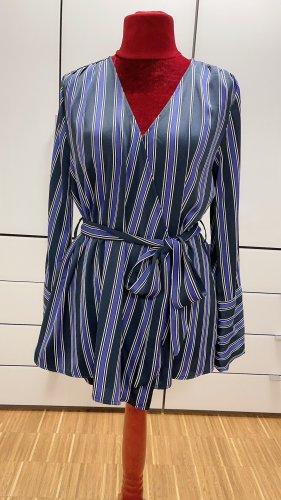 Bikbok Kimono blouse veelkleurig