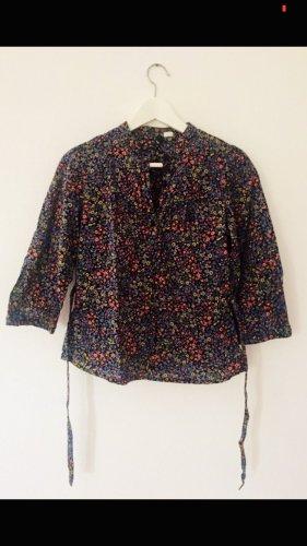 Kimono-Bluse im japanischen Stil
