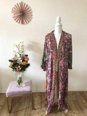 Kimono Classic Elegant, 100% Seide, Patchwork #392