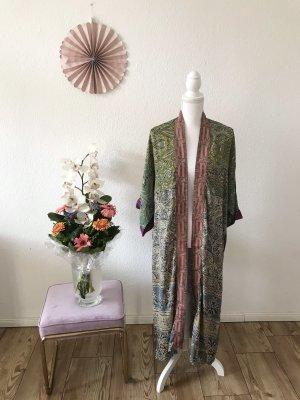 Kimono Classic, Patchwork, One-Size, 100% Seide