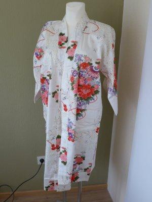 Kimono multicolored cotton