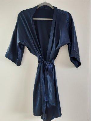 Unbekannte Marke Kimono dark blue