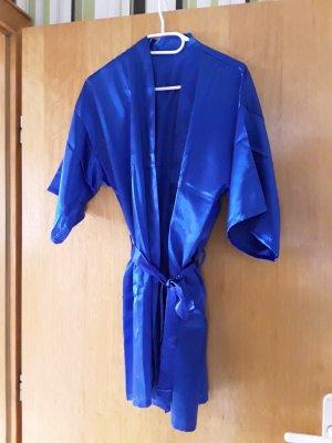 L.B.C Kimono azul-azul neón Poliéster