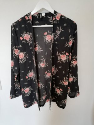 H&M Kimono nero
