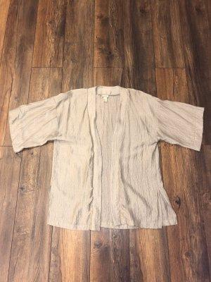 Kimono Gold Größe M entspricht ca. Größe 40/42