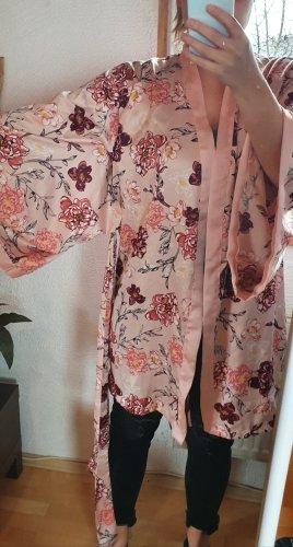 Hunkemöller Kimono rosso-rosa chiaro