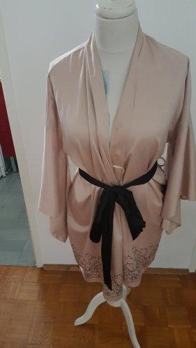 Triumph Kimono negro-crema