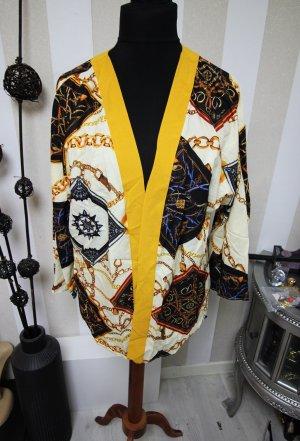 Chemisier kimono multicolore