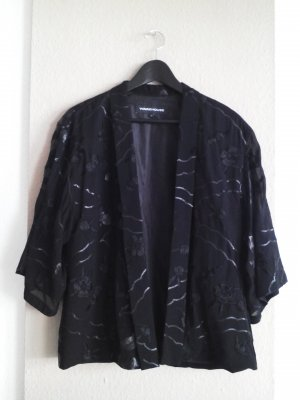 Warehouse Kimono noir polyester