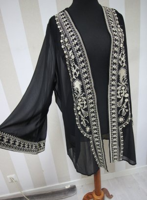 Kimono Jacke transparent Sommer chic