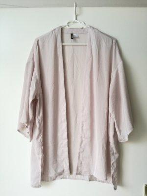 Kimono Jäckchen in altrosa