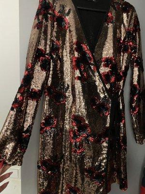 Kimono Kleid mini