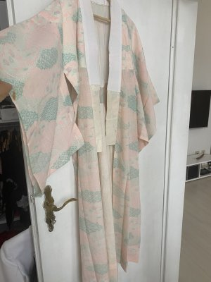 unknown Long Jacket multicolored