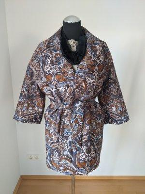 Maje Oversized Coat russet