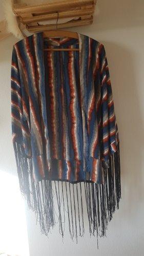 Unbekannter designer Kimono multicolor